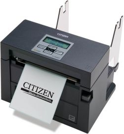 Citizen CL-S400DT direct thermal printer voor tickets