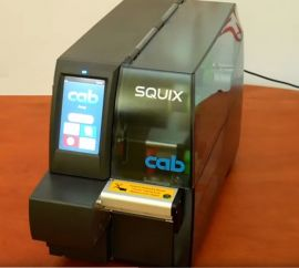 CAB SQUIX 2 Industrial Labelprinter