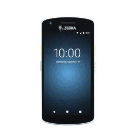 Zebra EC50, 2-Pin, 2D, SE4100, BT, Wi-Fi, NFC, GMS, ext. bat., Android-EC500K-01B242-A6